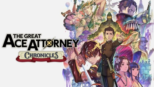 The Great Ace Attorney Chronicles – Bande-annonce de lancement
