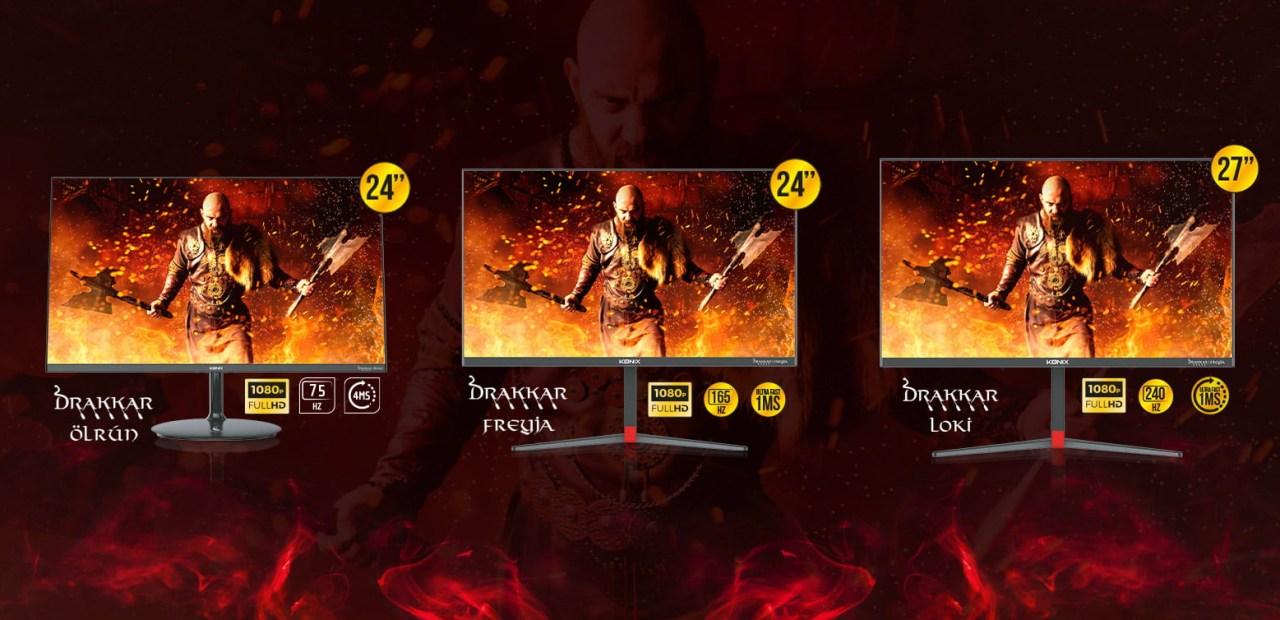 Le Konix Drakkar Freyia peut convenir... à une Xbox Series S.