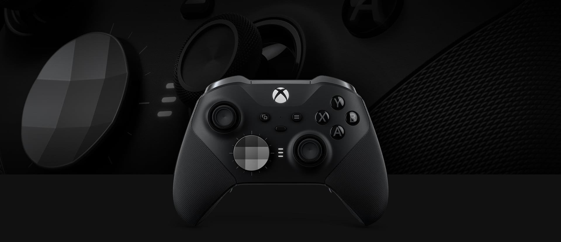 Associé à une manette Xbox Elite v2, vous êtes paré pour l'eSport !