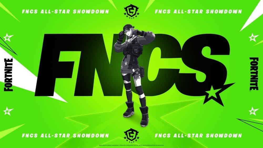 FNCS Fortnite