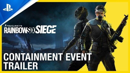 Rainbow Six Siege – Containment Event Trailer | PS4