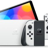 Qu'elle est belle cette Nintendo Switch OLED !