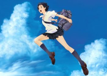 6 Anime Movies trương tự The Girl Who Leapt Through Time