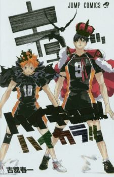 Haikyu!! Color Illustrations: Haikara!!