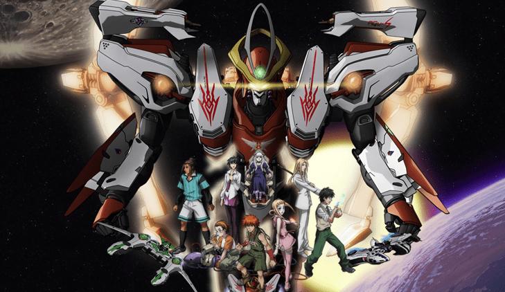 6 Anime tương tự Sousei no Aquarion (Aquarion)