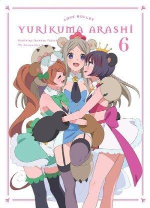 6 Anime Like Yuri Kuma Arashi (Yurikuma Arashi)