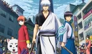 Anime Gintama: Shirogane no Tamashii-hen sẽ ra mắt vào mùa hè 2018