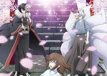 Anime Kakuriyo no Yadomeshi sẽ kéo dài đến mùa hè 2018
