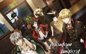 Anime Reverse Harem Phantom in the Twilight tung PV đầu tiên