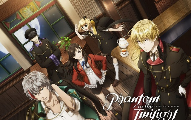 Anime Reverse Harem Phantom in the Twilight tung PV đầu tiên