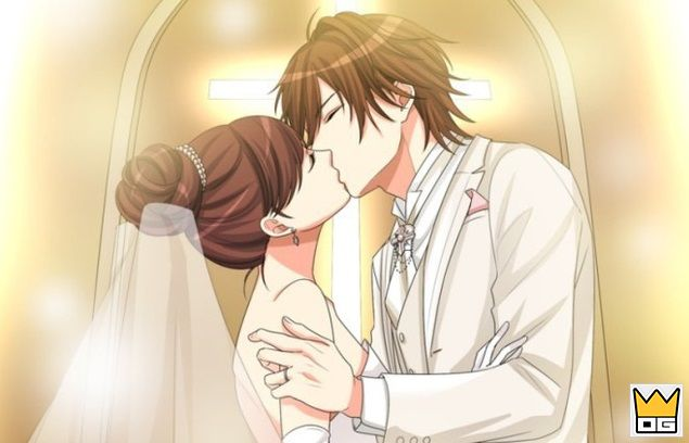 Bây giờ bạn đã có thể kết hôn với trai đẹp Anime rồi đấy