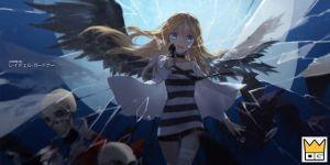 Anime Angels of Death tung PV mới giới thiệu bộ phim