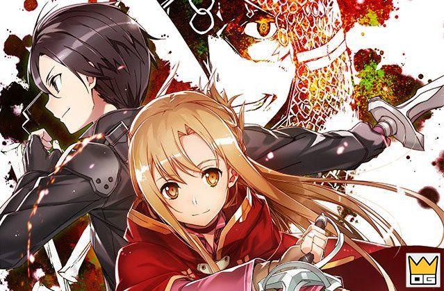 6 Light Novel tương tự Sword Art Online Progressive