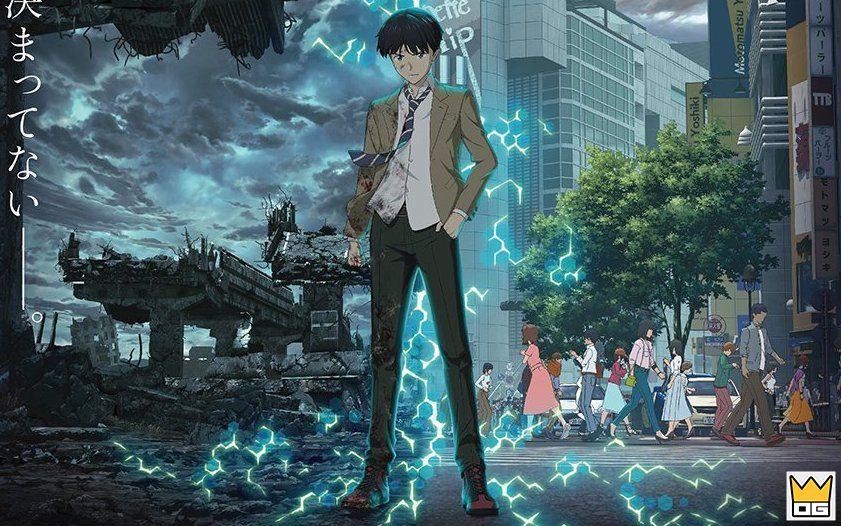 Anime Revisions tung teaser mới ấn định ngày ra mắt