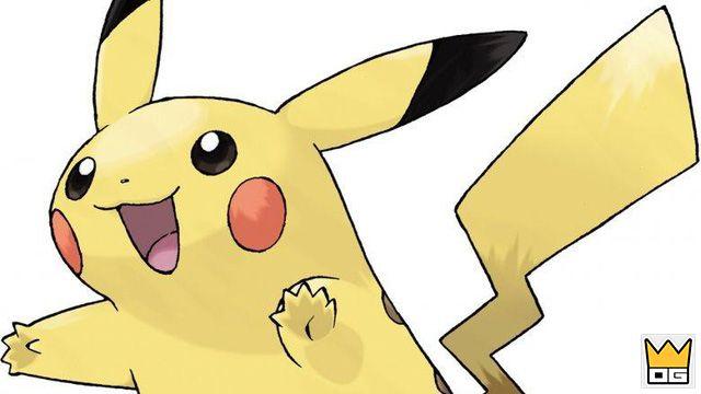 Nhìn kỹ thì Pikachu vẫn giống chuột hơn sóc đấy