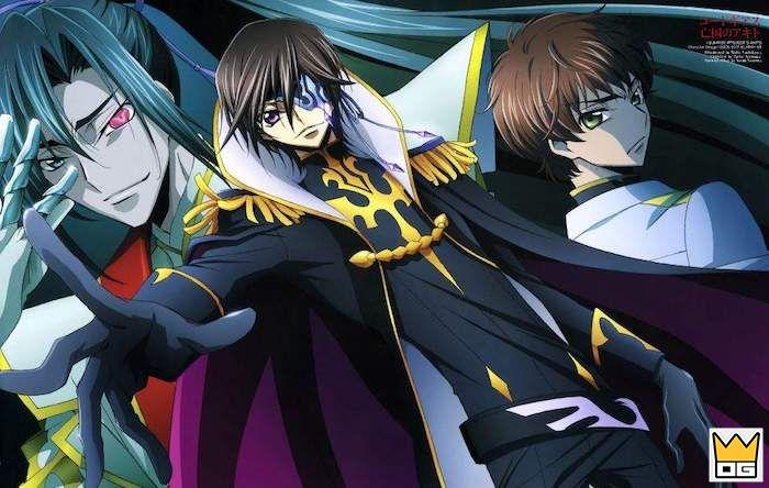 Code Geass: Fukkatsu no Lelouch tung Visual mới