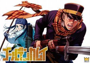 Golden Kamuy Season 2 sẽ ra mắt vào tháng 10 sắp tới