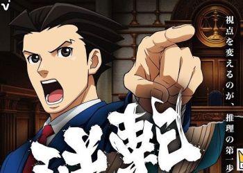 Anime Ace Attorney Season 2 sẽ lên sóng vào tháng 10