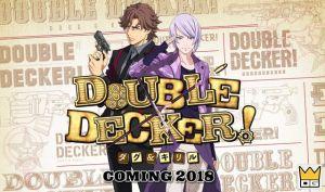 Double Decker! Doug & Kirill tung Key Visual mới ấn định thời gian ra mắt