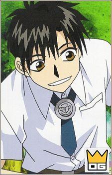 Kiyomaro Takamine (Konjiki no Gash Bell!!)