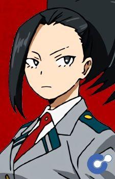 Momo Yaoyorozu (Boku no Hero Academia)