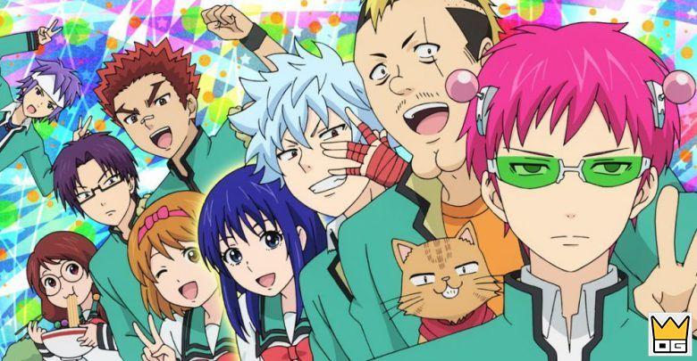 Manga Saiki Kusuo no Psi-nan sắp đi đến hồi kết