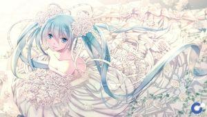 Hatsune Miku chuẩn bị theo chồng về dinh