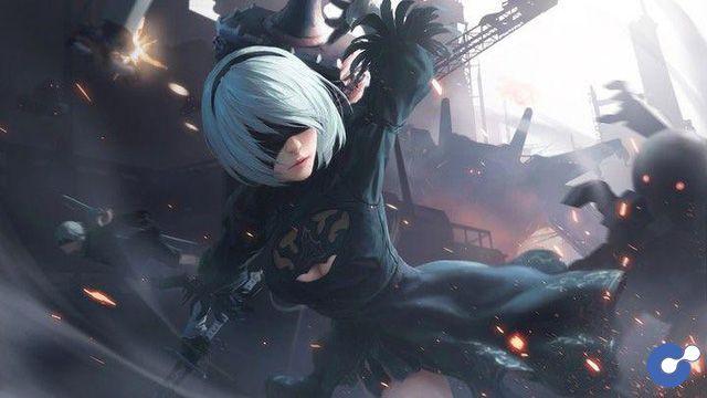 Nier: Automata chính thức được chuyển thể thành Manga