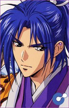 Yorihisa Minamoto no (Harukanaru Toki no Naka de: Hachiyou Shou)