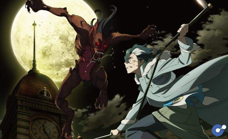 6 Anime tương tự Tenrou: Sirius the Jaeger