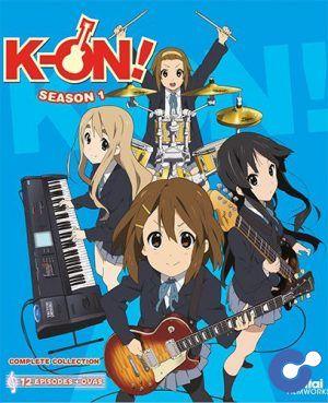 6. K-On! (K-ON!)