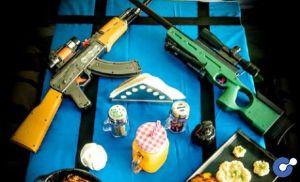 Đam mê PUBG, Game thủ mở cả quán ăn theo phong cách sinh tồn