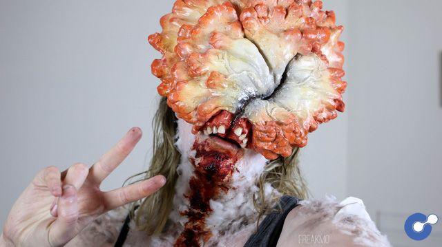 Giật mình với những tác phẩm cosplay kinh dị nhất trong mùa Halloween