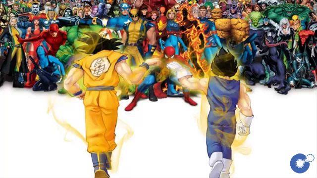 Goku mạnh đến cỡ nào khi so sánh với các nhân vật Marvel?