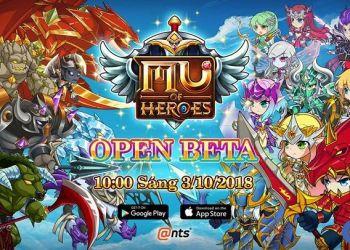 MU Of Heroes – Game chiến thuật đánh theo lượt đề tài MU đặc sắc đã ra mắt