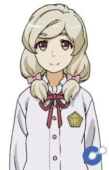 Sasa Momokawa (Schoolgirl Strikers: Animation Channel)