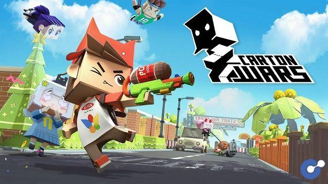 Carton Wars - Game sinh tồn mobile cực vui và dễ thương