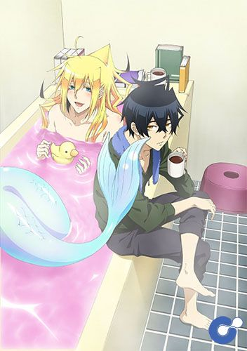 Orenchi no Furo Jijou (Orefuro, Merman in my Tub)