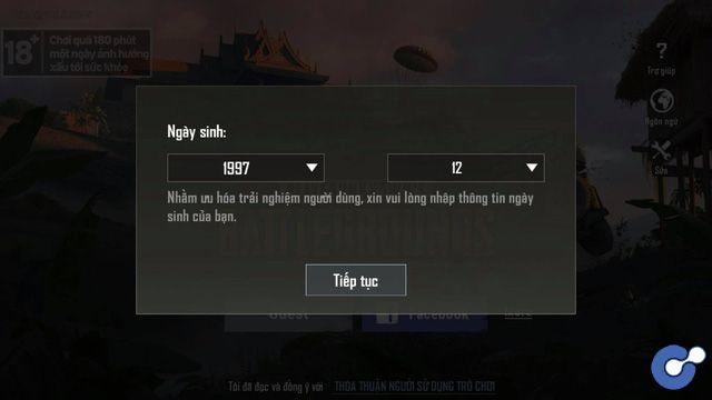 Game thủ Việt chơi PUBG Mobile của VNG không bắt buộc phải khai CMND