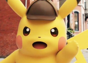 Movie Live-Action Pokémon: Detective Pikachu tung trailer đầu tiên