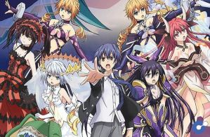 Anime Date A Live III tiếp tục tung Visual mới