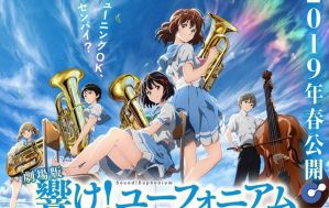 Hibike! Euphonium The Movie: Finale Oath tung Visual mới
