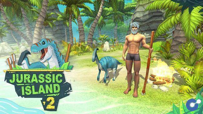 Jurassic Island 2: Lost Ark Survival – Sinh tồn trên hòn đảo toàn khủng long