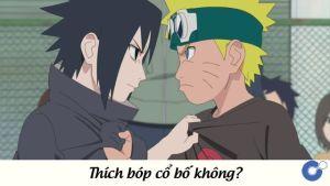 Naruto: Sasuke đau khổ khi bị cả thế giới bóp cổ, mọi đừng hành hạ em nữa được không?