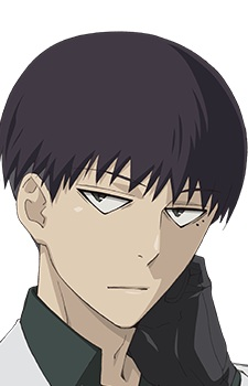 Kuki Urie (Tokyo Ghoul:re)