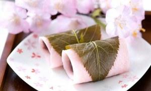 6 món tráng miệng từ hoa anh đào đậm hương vị mùa xuân Nhật Bản