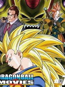 Dragon Ball The Movies #07