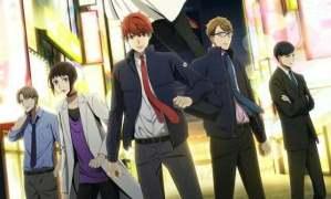 Anime Mayonaka no Occult Koumuin tung PV ấn định ngày lên sóng