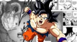 Dragon Ball Super chap 46: Goku bị hút cạn năng lượng, bất lực nhìn Moro bỏ đi tìm Ngọc Rồng