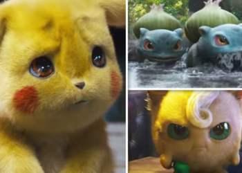 Trọn bộ Podcast chính thức của Detective Pikachu, hé lộ thêm 2 loài Pokémon chưa xuất hiện trong trailer